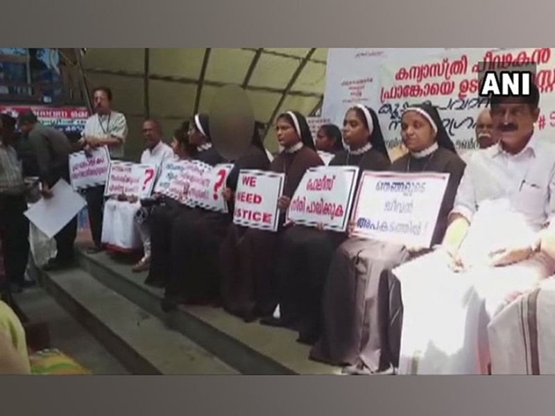 Kerala: Four nuns protesting against rape-accused bishop asked to leave Kuravilangad Convent