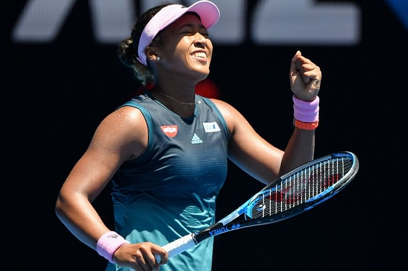 Naomi Osaka's another great escape