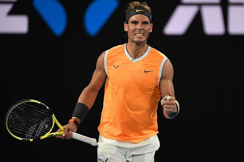 Easy for Roger Federer, Rafael Nadal