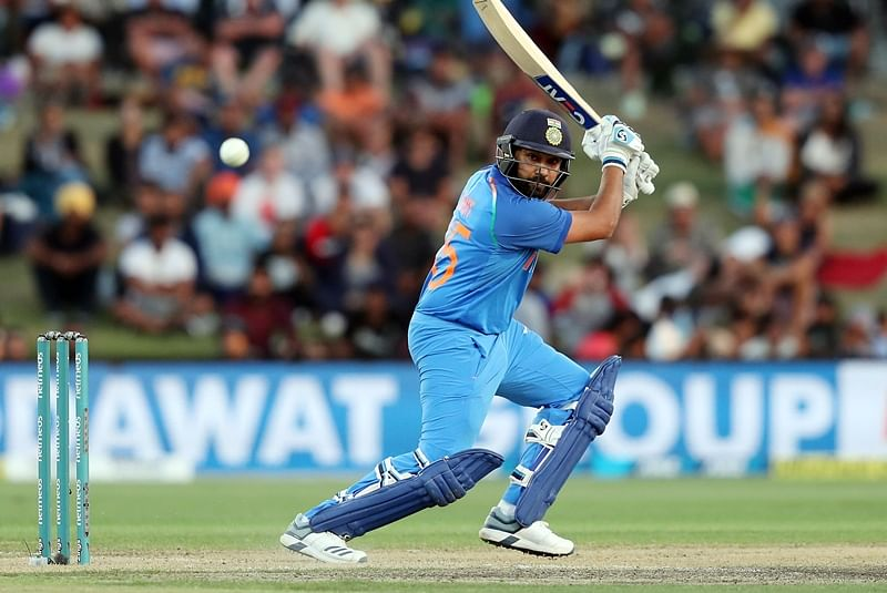 Rohit Sharma just 46 runs away from joining elite list of cricketers with this record