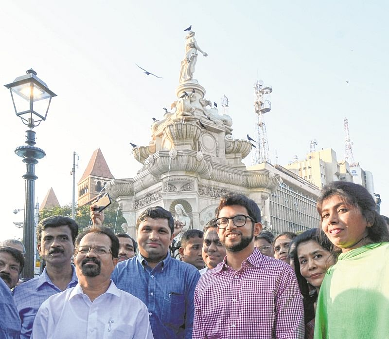 Mumbai: Flora Fountain opens for public, but wait is still on for complete facelift