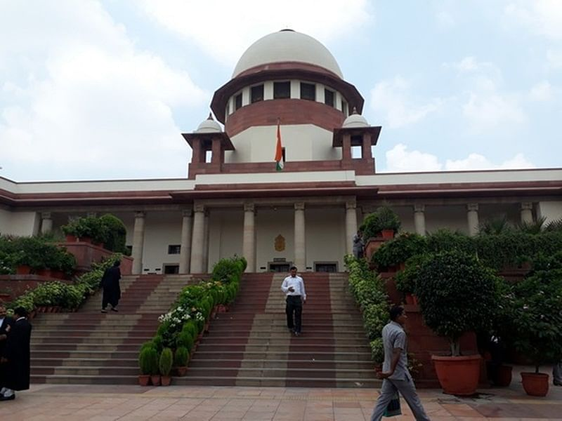 News Alerts! This is not only about property, this is about sentiment and faith: SC on Ayodhya land dispute case