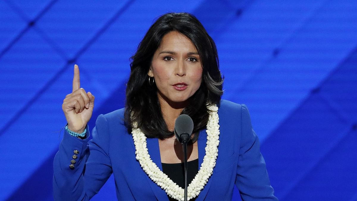 White House hopeful Tulsi Gabbard pauses campaign for Army drills in Indonesia