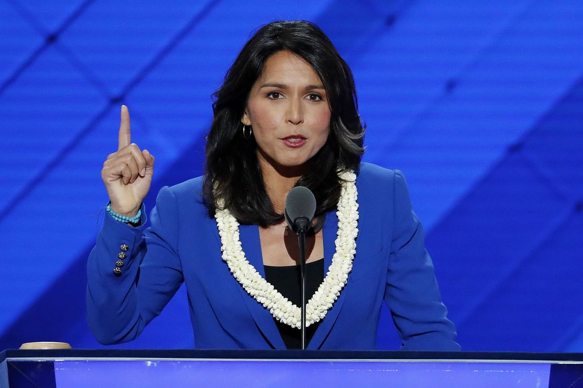 Time for Pakistan's leaders to stand up against extremists: Tulsi Gabbard