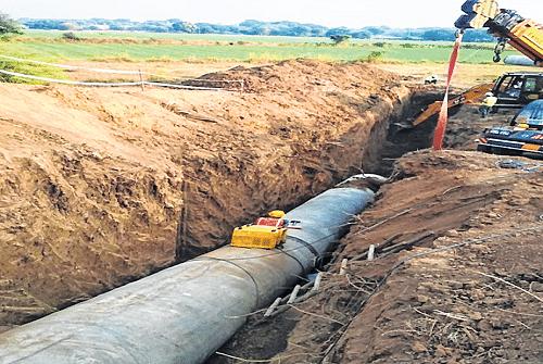 Ujjain: Narmada-Kshipra project reviewed