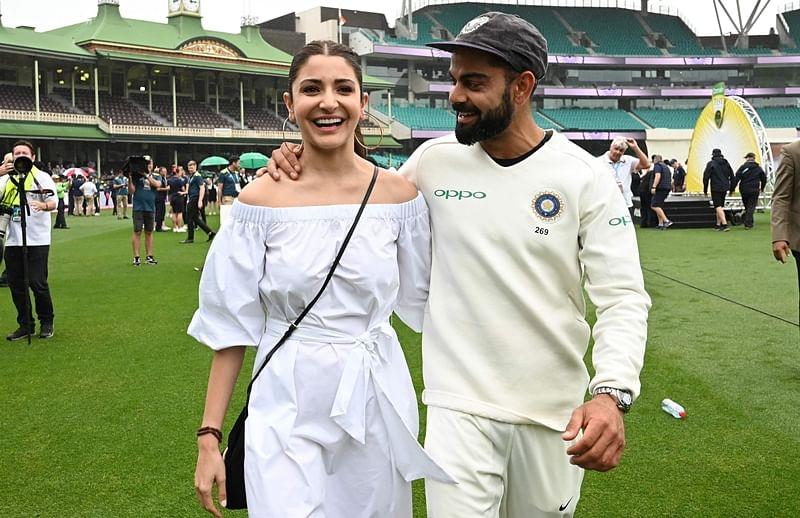 Anushka Sharma posts special message for Virat Kohli and company after ODI Series win against Australia