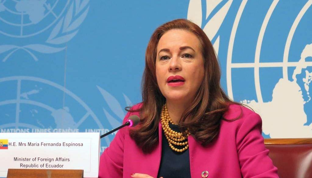 India very important player in the multilateral system: UNGA President Espinosa
