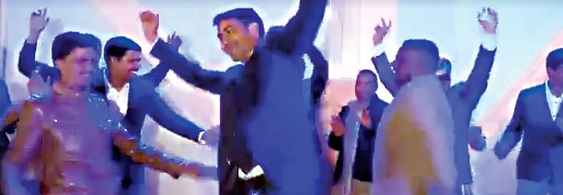 Acquitted dabang cops celebrate their jashn-e-azadi