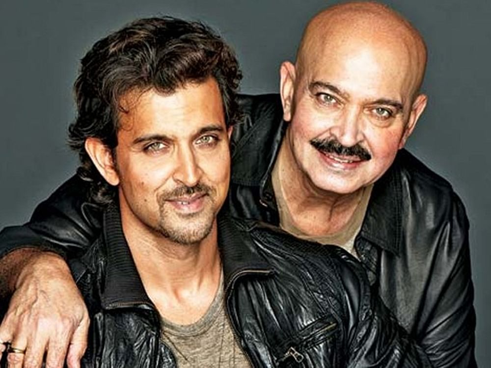 Hrithik Roshan Birthday special! Revisiting the actor's unbreakable bond with Father Rakesh Roshan