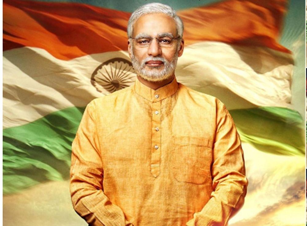 REVEALED: Vivek Oberoi's first look as PM Narendra Modi