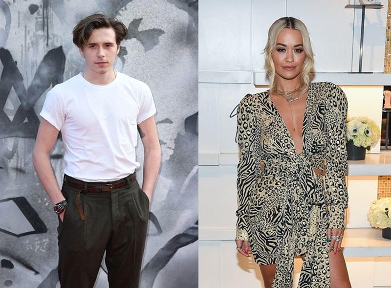Victoria Beckham's 18-year-old son Brooklyn had secret fling with Rita Ora