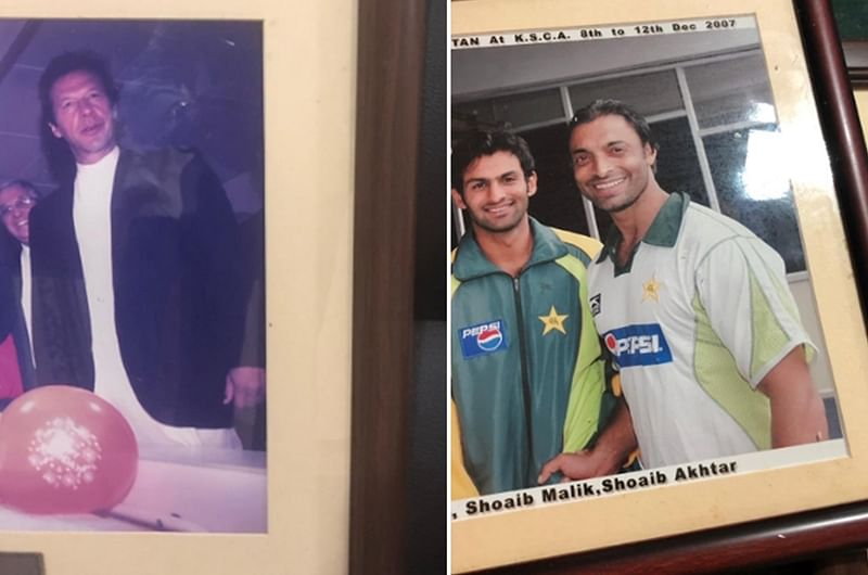After CCI, KSCA removes Imran Khan, other Pakistan cricketers photos from Chinnaswamy Stadium