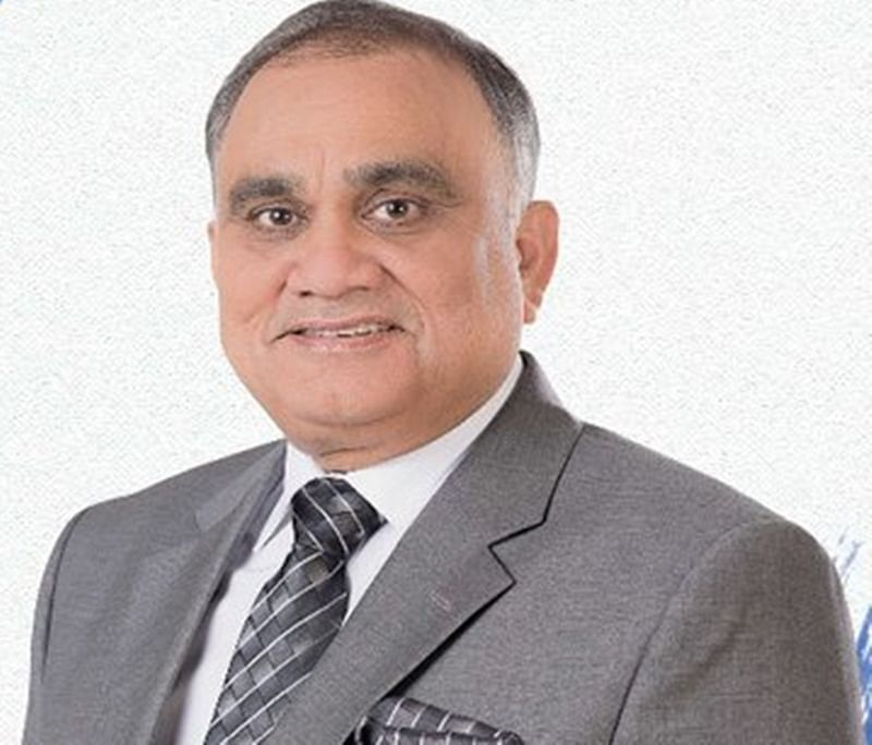 UP chief secretary Anup Chandra Pandey gets six-month extension