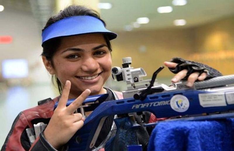 ISSF World Cup: Apurvi Chandela wins gold in 10 metre Air Rifle