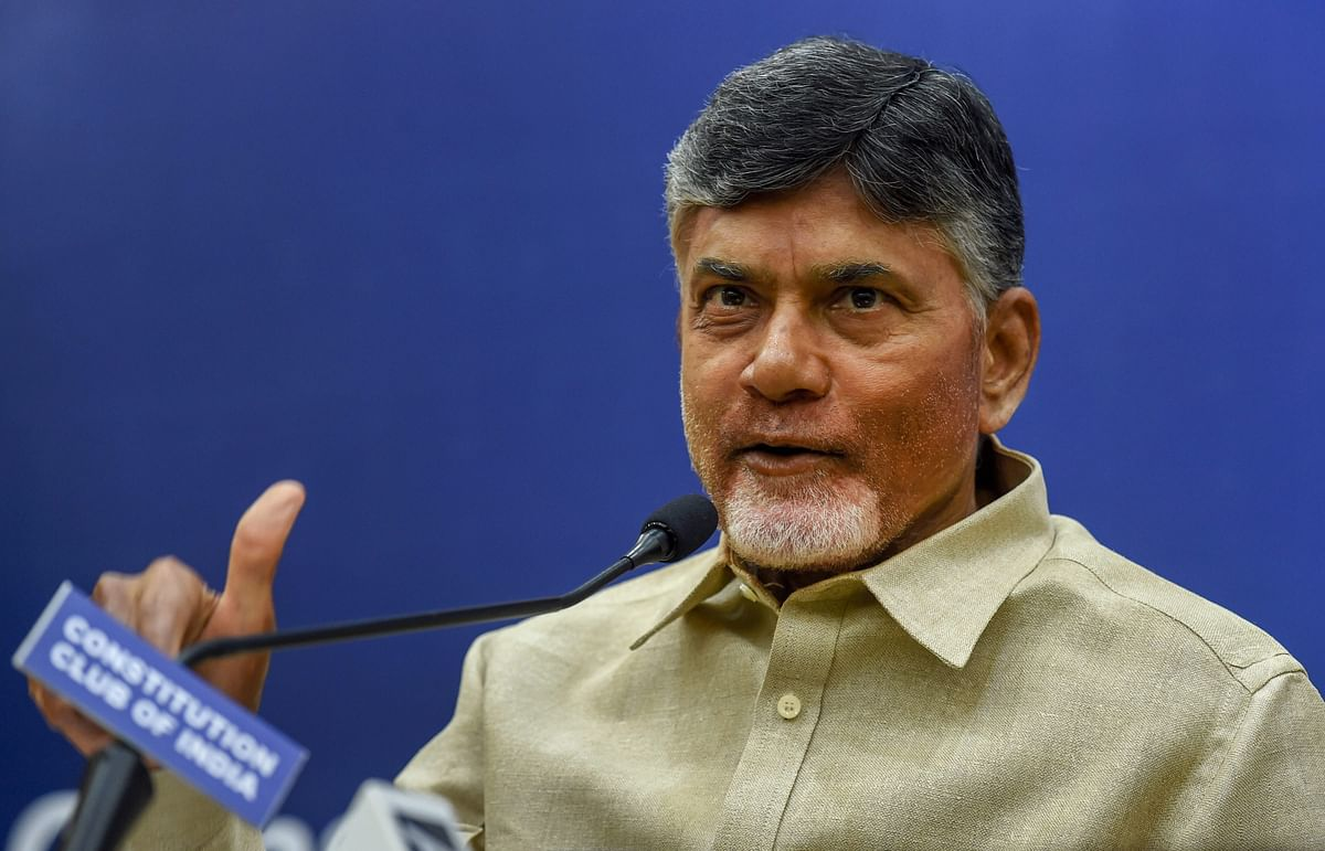 Chandrababu Naidu hits out at PM Modi for comparing Polavaram project to ATM
