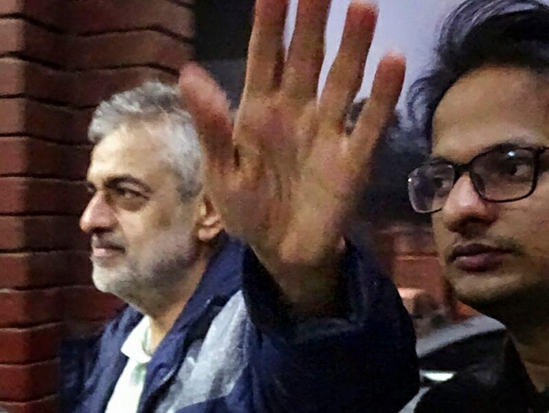 Court allows ED to quiz lobbyist Deepak Talwar