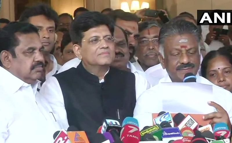 News Alert! AIADMK and BJP will have mega winning alliance for Lok Sabha elections