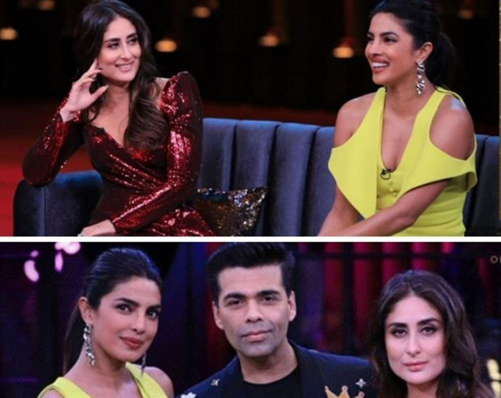 Koffee With Karan season 6: Kareena, Priyanka talk about Shahid, confirm Malaika, Arjun's relationship