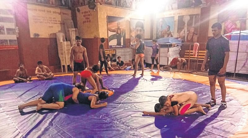 Bhayandar: MBMC sounds death knell for akhara as wrestlers struggle to survive