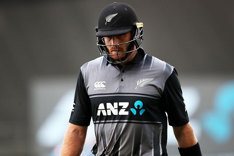 India vs New Zealand: Martin Guptill ruled out for T20Is, Jimmy Neesham named replacement