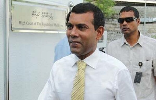 Maldives ex-president to be charged with money laundering