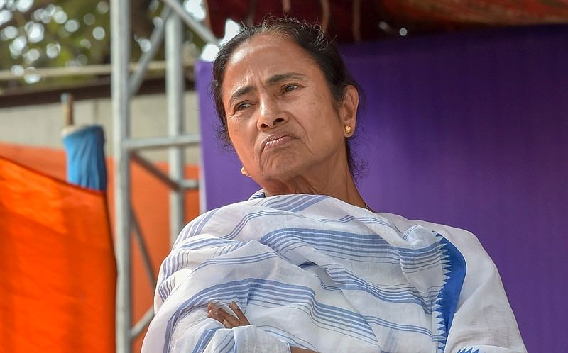 Mamata Banejree receives support from opposition parties on 2nd day of dharna, to continue protest till February 8