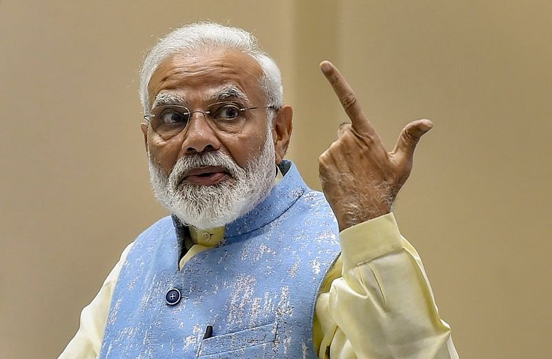 Modi is the victim of seven phase poll