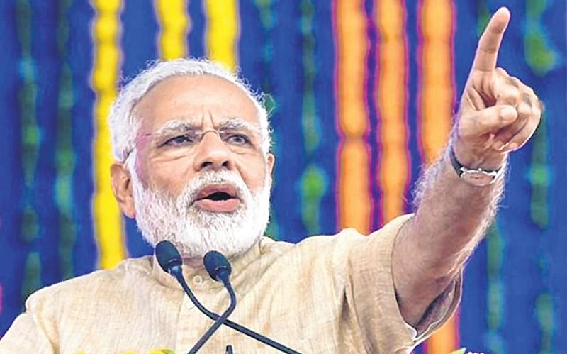 Modi narrative: The swing from hope to fear