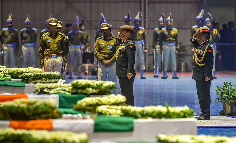 Indore: Musician's unique idea to pay tribute to martyrs