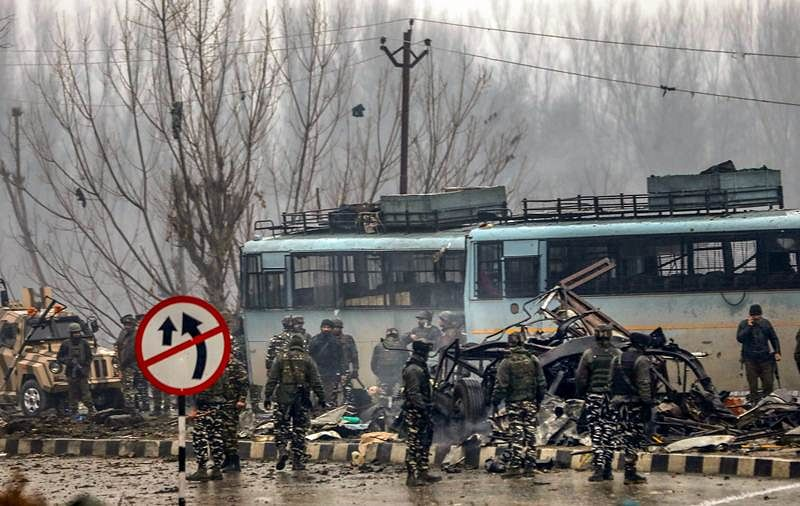 India hands over Pulwama attack dossier to Pakistan