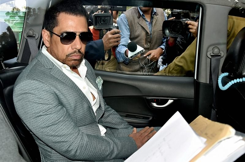 Robert Vadra hints at joining politics, says wants to 'dedicate a larger role in serving people'