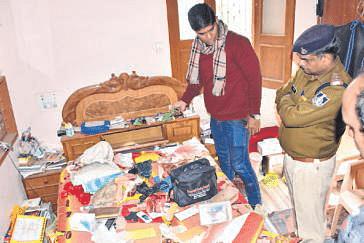 Ujjain: Thieves make away with jewellery, cash from Tirupatidham Ashram
