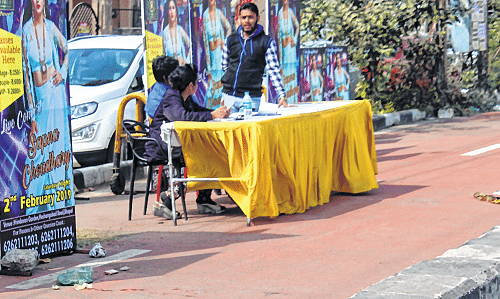 Bhopal: Fate of cycle track on Hoshangabad Road in limbo