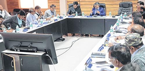 Ujjain: Collectors directed to prepare work plan