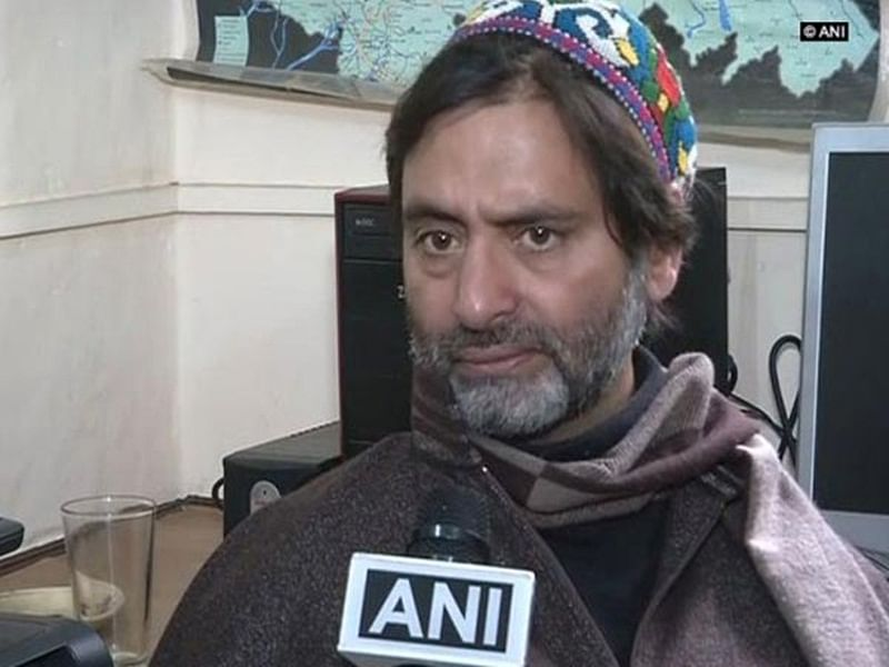 If anything happens to Yasin Malik, governmet would be responsible: Family