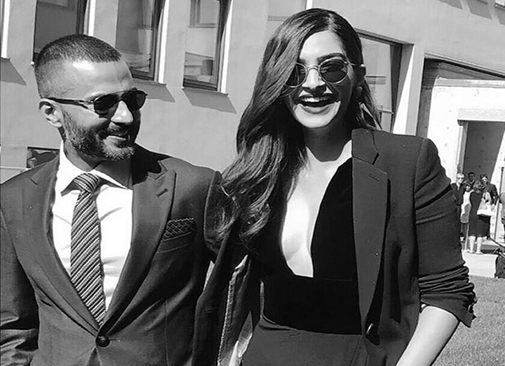 Anand Ahuja reveals the film in which he saw Sonam Kapoor for the first time