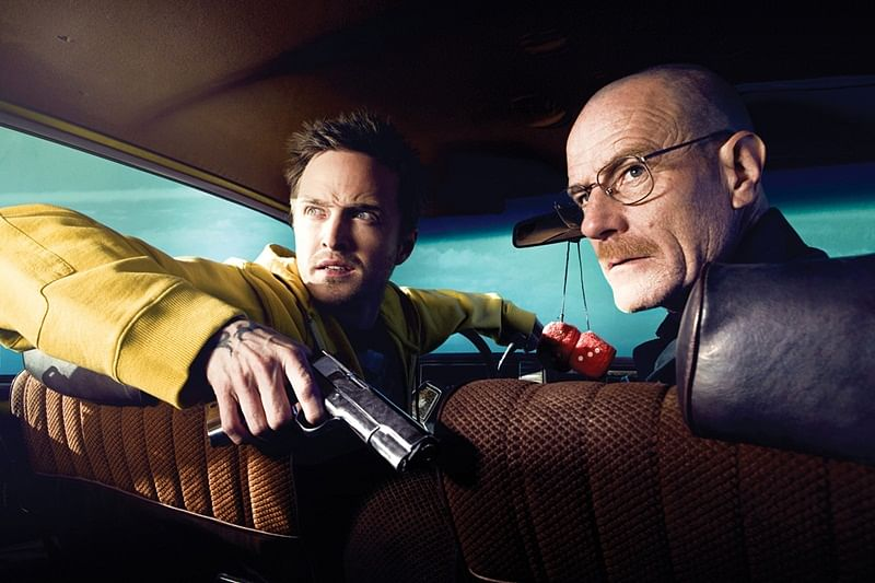 'Breaking Bad' film featuring Aaron Paul as Jesse to air on Netflix and AMC