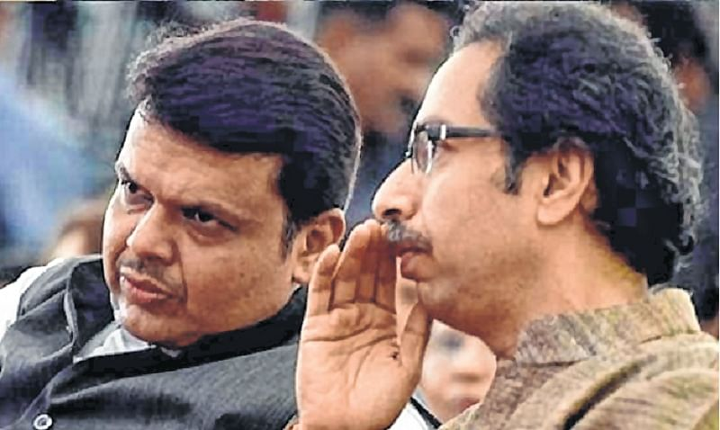 Mumbai: BJP-Shiv Sena to begin joint meet of party workers across the state
