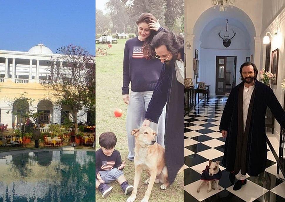 Did Saif Ali Khan gift Kareena Kapoor the Pataudi Palace worth Rs 800 crore?
