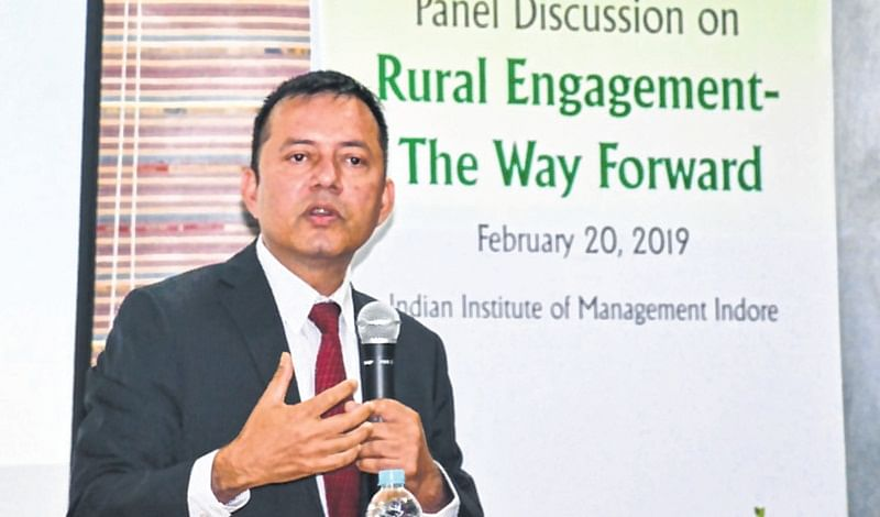 Indore: IIM Indore to take rural prog to next level