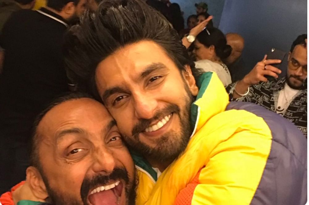 Ranveer Singh, Rahul Bose do a role reversal and it's something you can't afford to miss