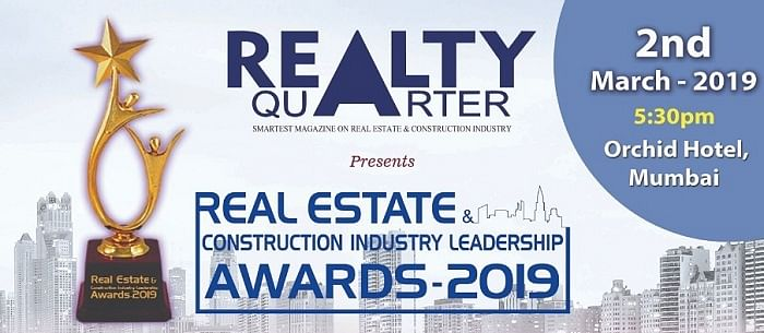 REALTY QUARTER AWARDS For Excellence Recognizes the Best in Real Estate Industry