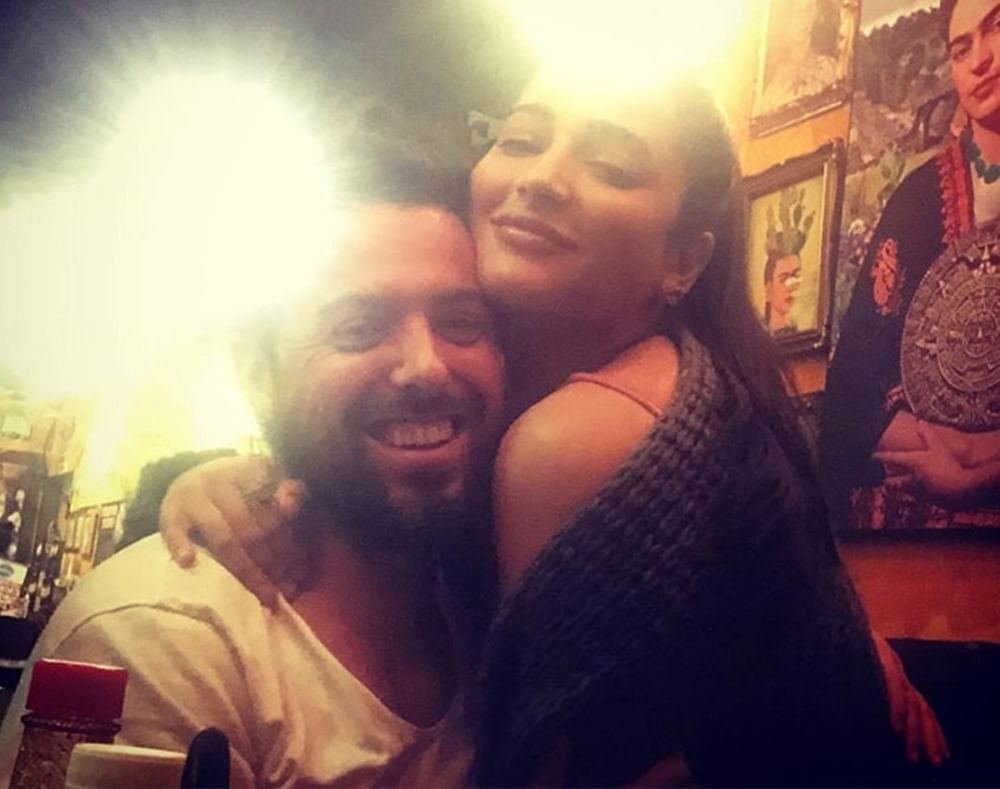 Shruti Haasan's birthday message for boyfriend Michael Corsale will definitely make you go 'Aww'