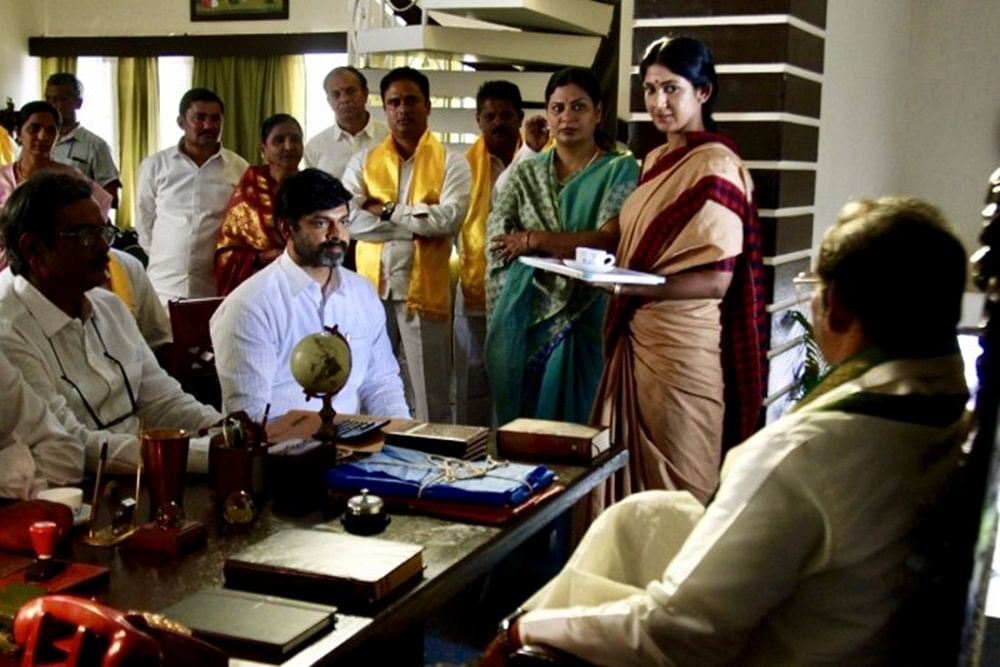 Telugu Desam Partyseeks postponement of 'Lakshmi's NTR'