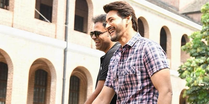 Mahesh Babu's drops project with Sukumar over creative issues