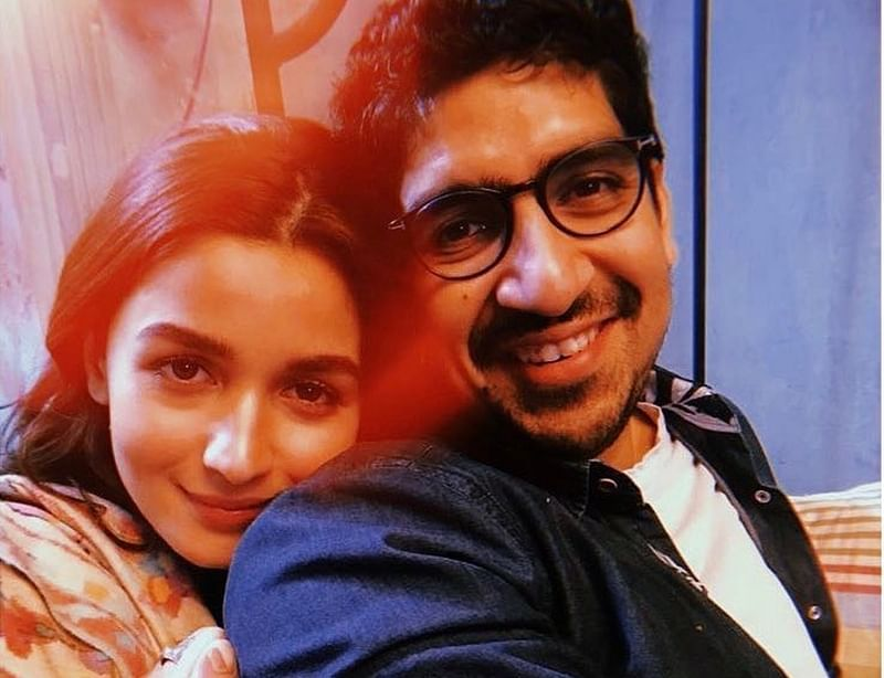 Ayan Mukerji shares sneak peek of his upcoming fantasy, 'Brahmastra'