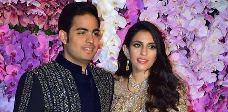 Akash and Shloka Ambani Wedding Reception Pics: Kapil Sharma, Sonakshi Sinha, and others in attendance