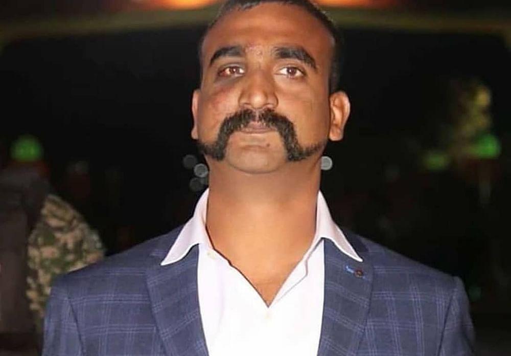 Wing Commander Abhinandan's gunslinger moustache finds its latest fan in Jawed Habib