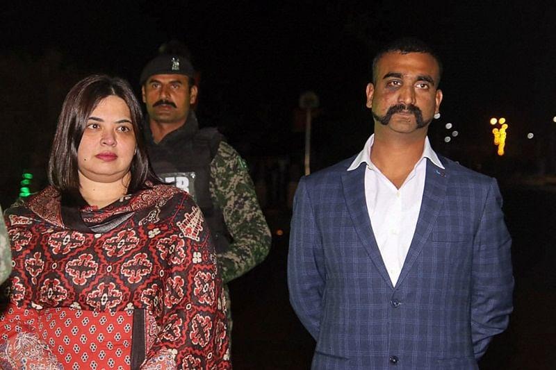 BCCI, cricketers welcome IAF pilot Abhinandan Varthaman on his return from Pakistan