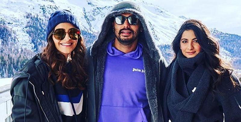 Arjun Kapoor's late birthday wish for sister Rhea Kapoor, is adorable
